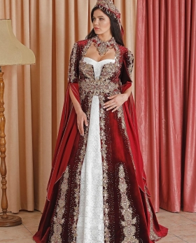 Most Populer Henna Caftan Model, All Color Avaliable Enb-132